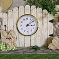 BUNNY・MANTEL TYPE CLOCK