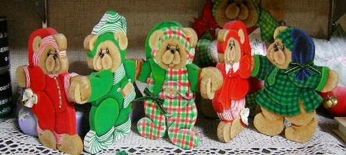 クリスマスベア