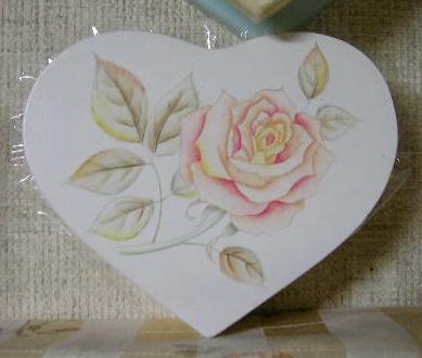 ウォッシュの薔薇